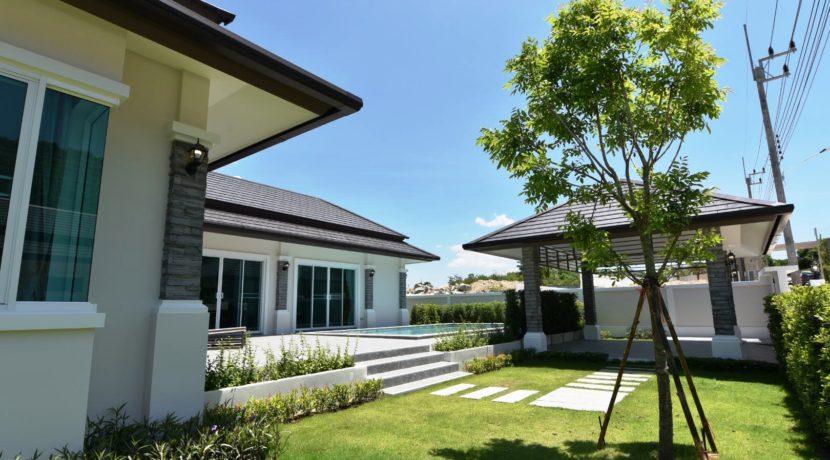 03 New 3 Bedroom Pool Villa