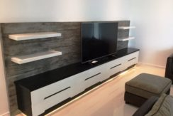 13 Great TV-Audio wall