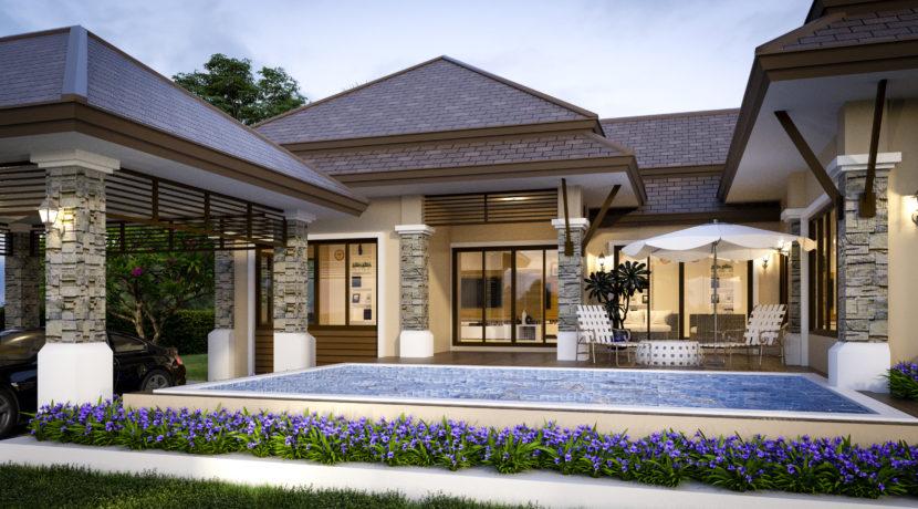 20A Villa Type B
