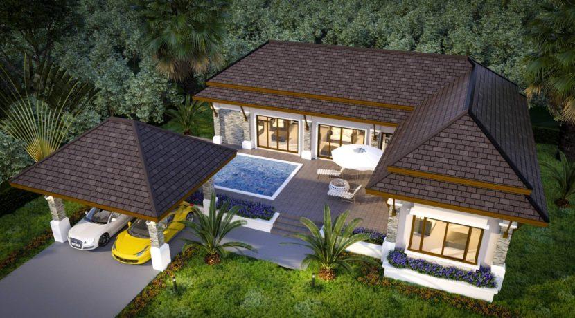 50A Villa Type L