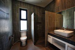 55 Bathroom #2 accessible as guest washroom