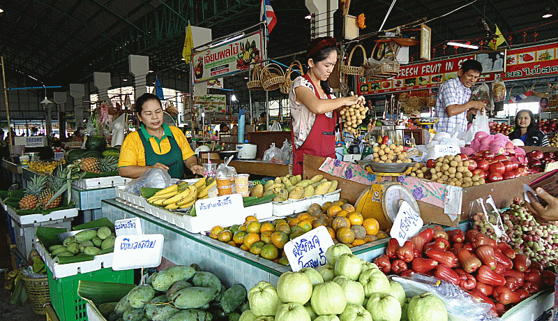 02 ChaAm Market