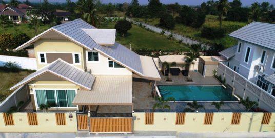 Charming new Luxury Pool Villa in Hua Hin at City88