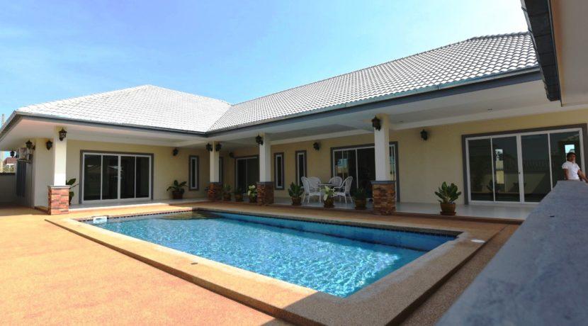 01 Three bedroom Pool Villa