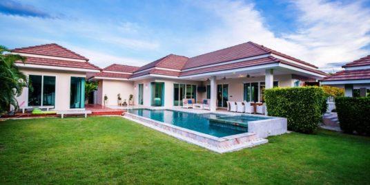 Brand new Pool Villas in Hua Hin at Riverside Residences