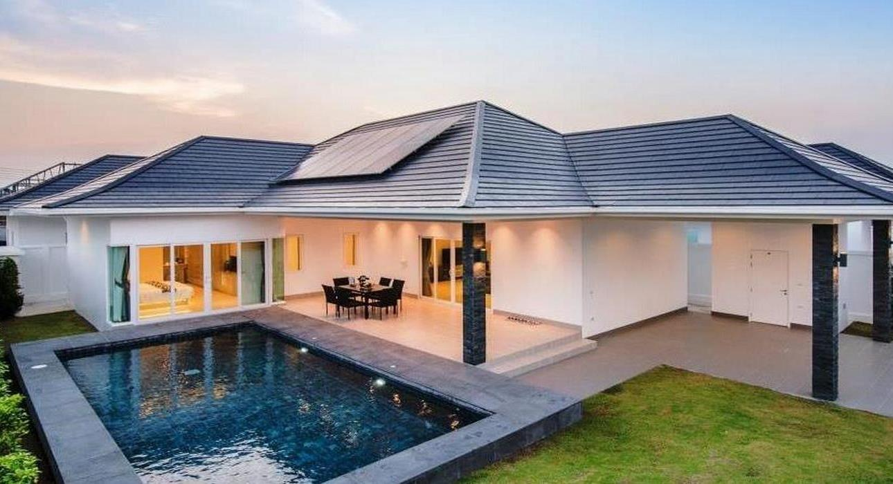 Brand new Luxury Pool Villas at Hua Hin Countryside