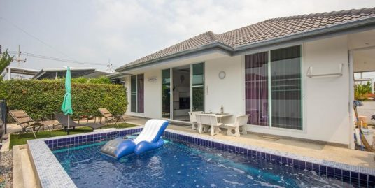 Luxury 2-Bedroom Pool Villa nearby Hua Hin City Center
