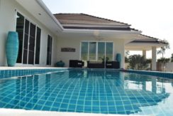 03 4x10 meter salt water swimming pool