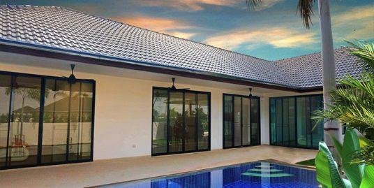 Brand new Pool Villas in Hua Hin near City Center
