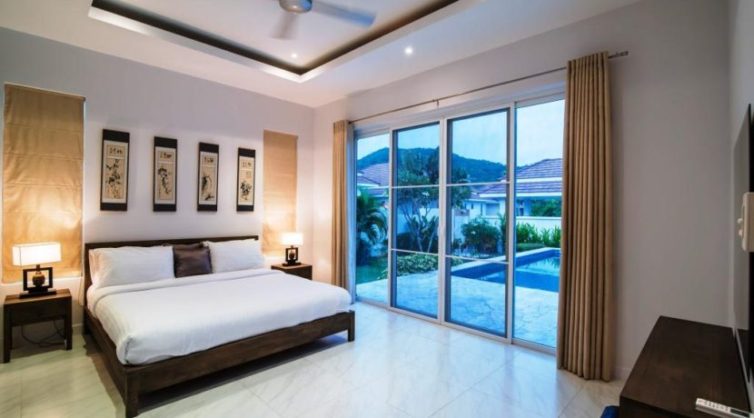 15 Type A Spacious master bedroom