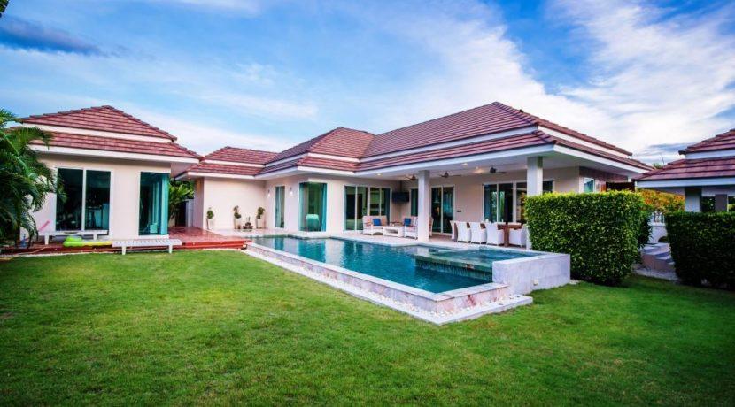 20 Type B Pool Villa June