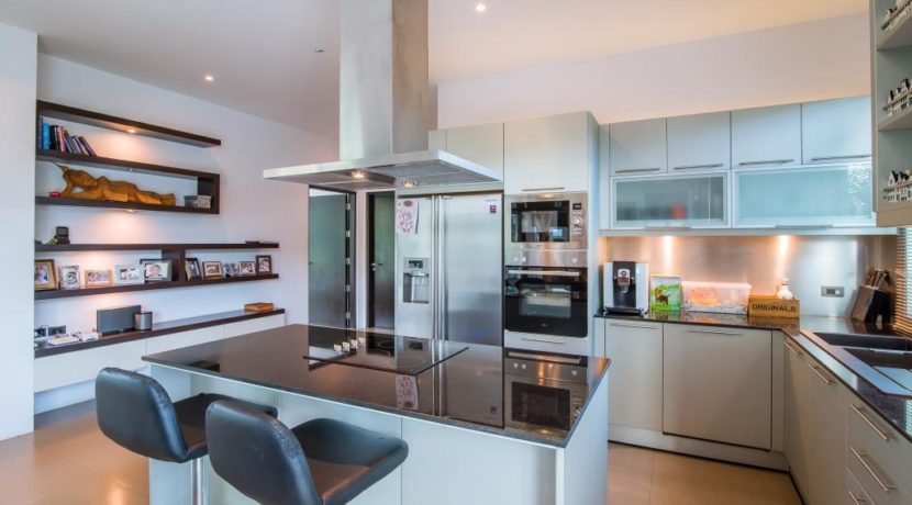 24 Type B Fully fitted European style kitchen