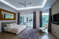 25 Type B Spacious master bedroom