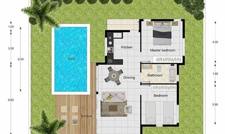 Villa1 Floorplan