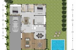 Villa2 Floorplan