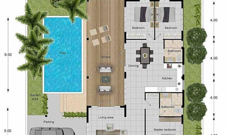Villa3 Floorplan