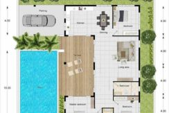 Villa4 Floorplan
