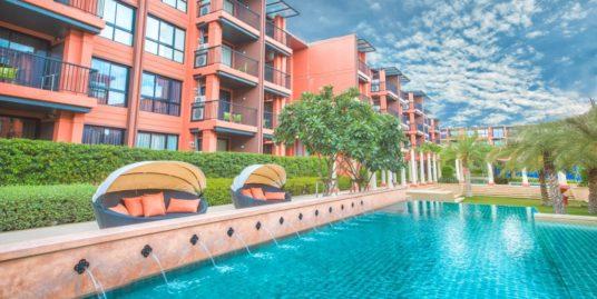 Luxury Moroccan style Beach Condos in Hua Hin at Bluroc