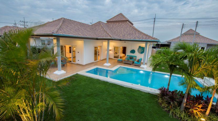 01 Orchid 3 Bedroom pool villa