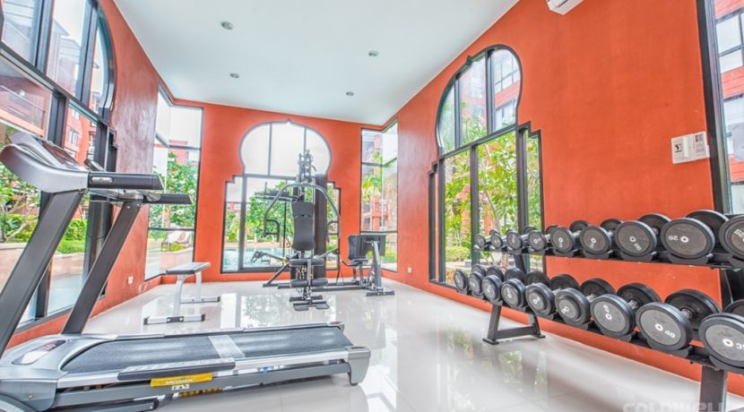 06 Fitness room