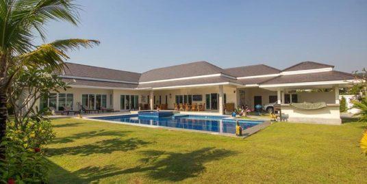 Palm Villas Property Summary – Luxury Pool Villas in Hua Hin