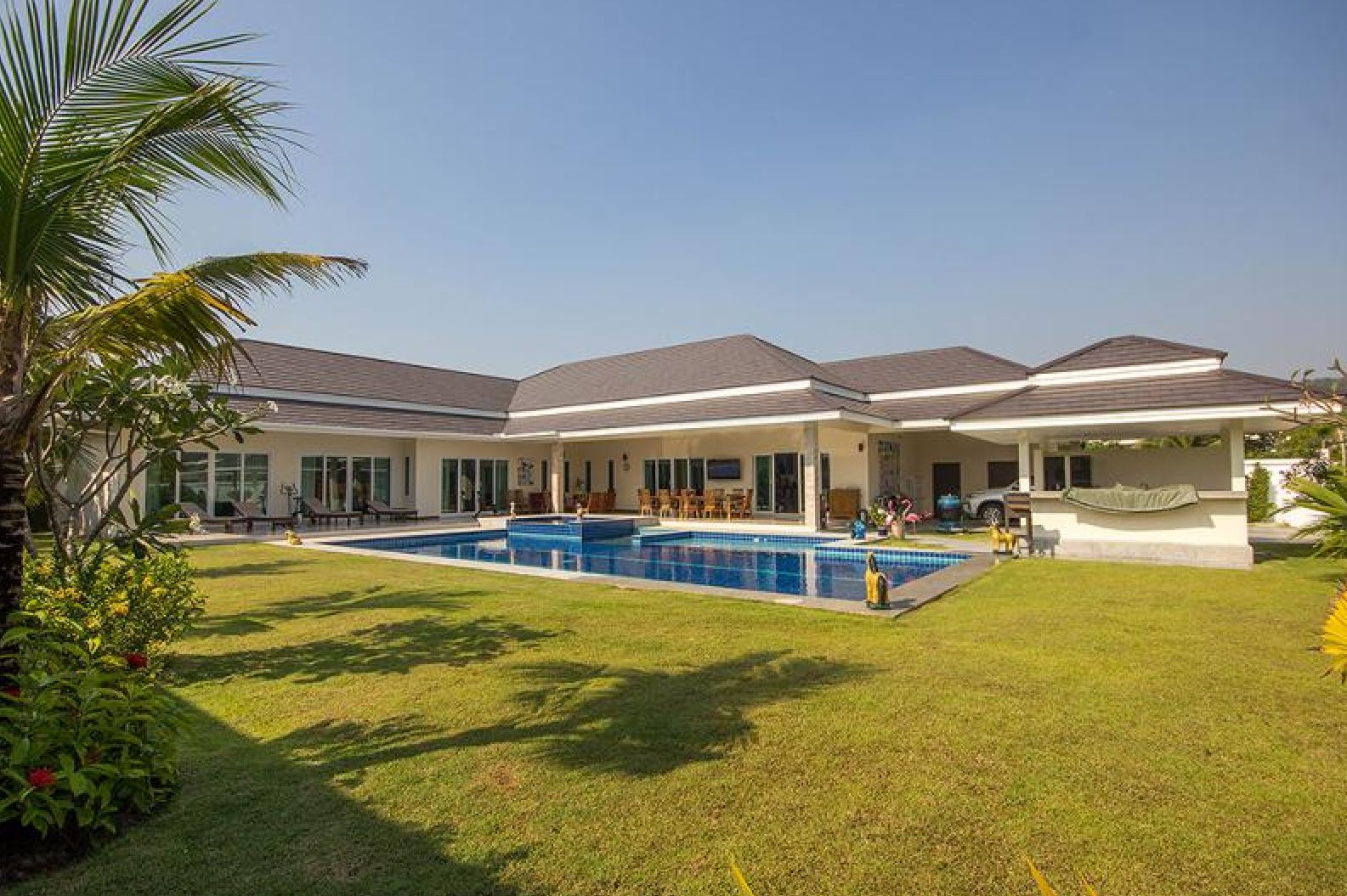 Palm Villas Property Summary – Luxury Pool Villas in Hua Hin