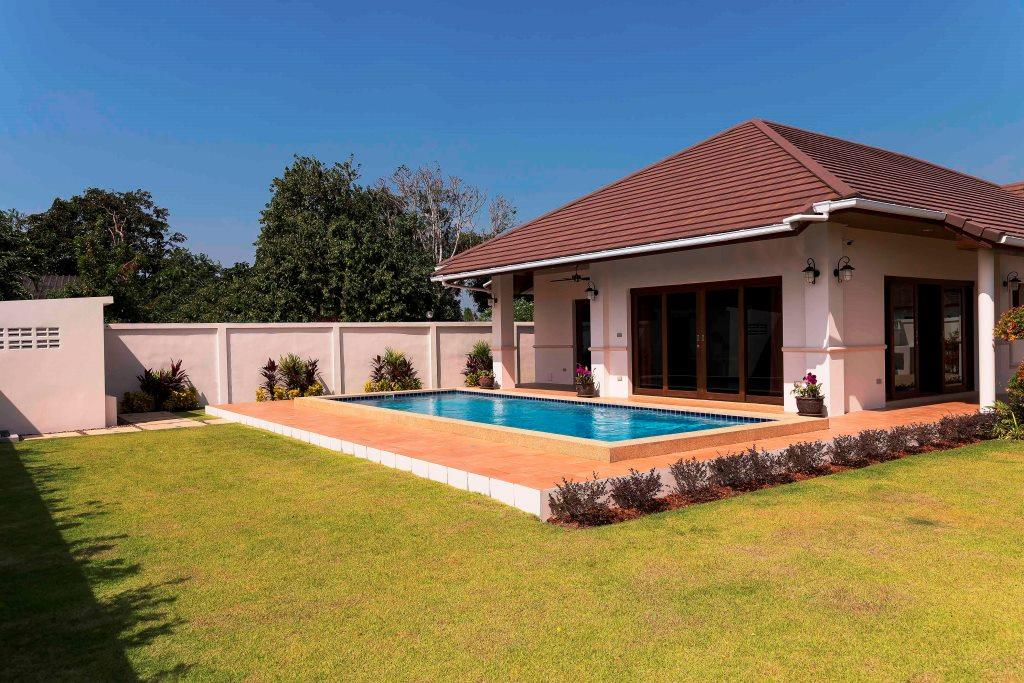 Balinese style Pool Villa in Hua Hin at Hillside Hamlet6