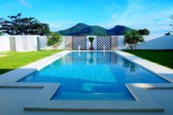 04 5x12 meter salt water swimming pool