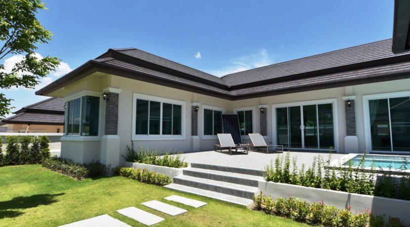 10 HGH New 3 Bedroom Pool Villa