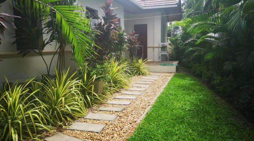 04 Tropical landscaped garden