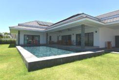 01 Brand new luxury pool villa 1