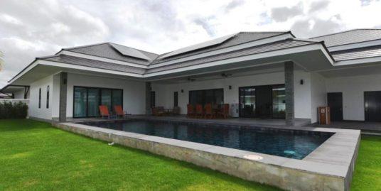 New Luxury Villa in Hua Hin near Palm Hills Golf Resort
