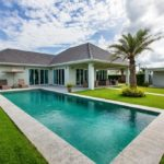Luxury villas in new development