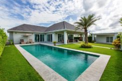 01 Three Bedroom luxury pool villa
