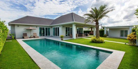 Brand new Luxury Villas in Hua Hin Near Black Mountain