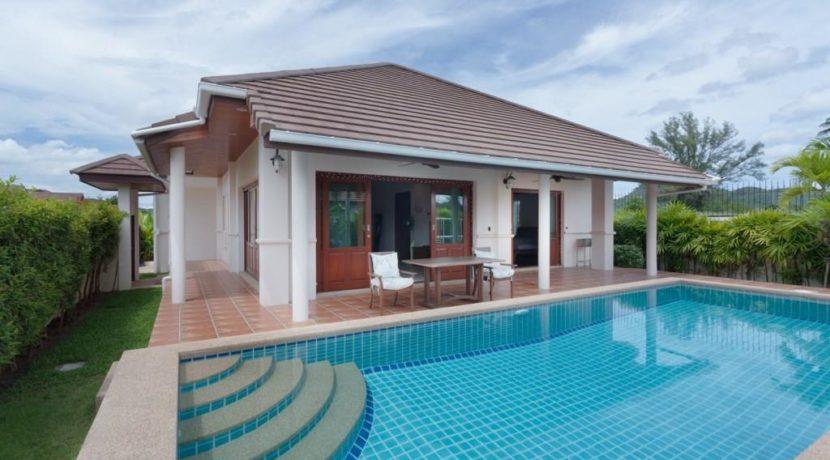 01 Hillside Hamlet5 pool villa