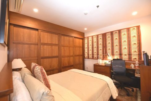 41 Bedroom #2 with office area