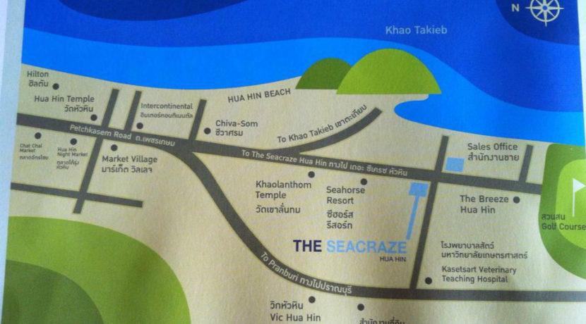 90 Khao Takiab Map