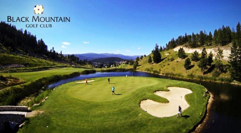03B Black Mountain Golf Course