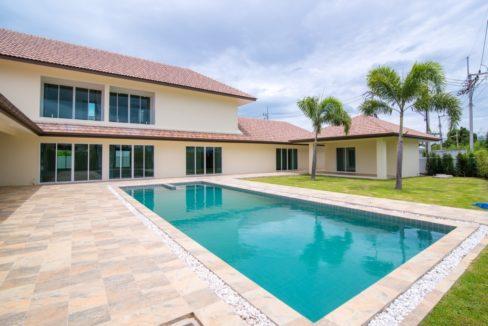 01 Brand new 5- Bedroom pool villa
