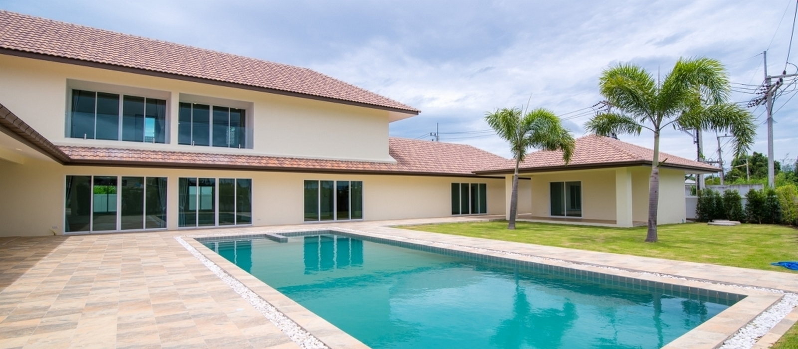 Brand new Luxury Pool Villas in Hua Hin at Country Side