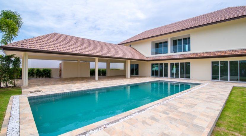 02 Brand new 5- Bedroom pool villa