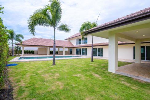 03 Brand new 5- Bedroom pool villa