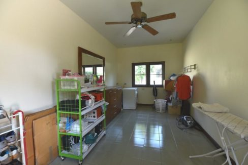 93 Storage and laundry room