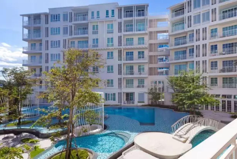 Sea View Beach Condo in Hua Hin at Summer Condominium