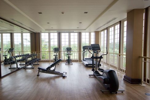 92 Fitness room