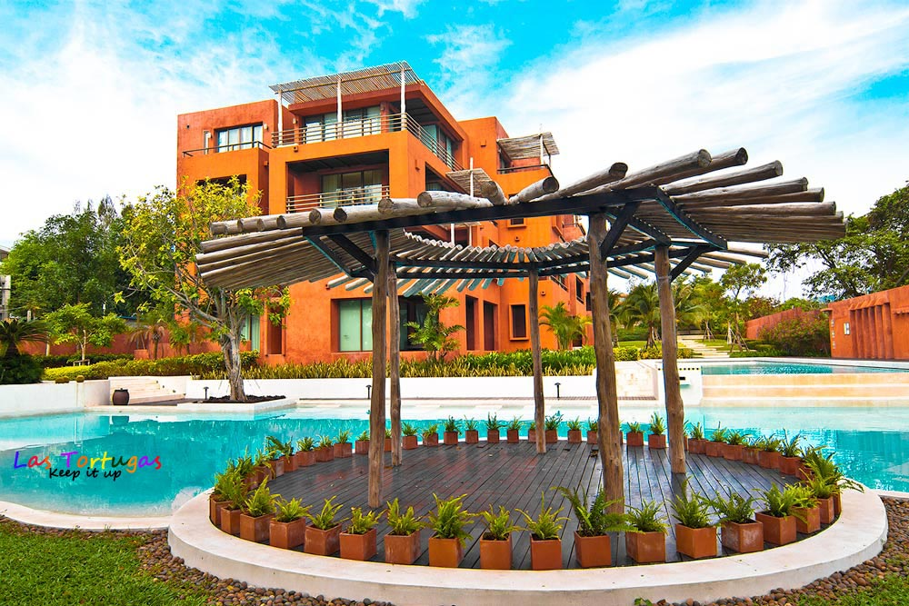 Exotic Beachfront Condo near Hua Hin at Las Tortugas