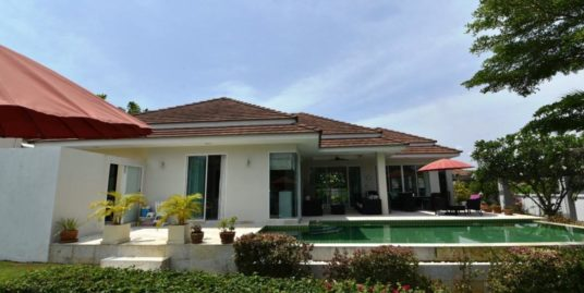 Luxury Pool Villa in Hua Hin at Red Mountain Residences