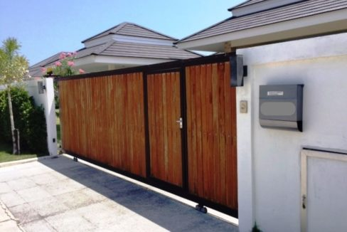 02 House fully walled and gated for privacy 1
