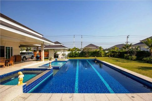 03 6x14 meter salt water swimming pool